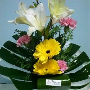 """Arreglo Floral """"Soledad"""""""